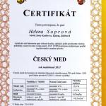 Český med 2011